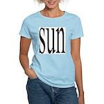 309.SUN Women's Pink T-Shirt