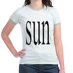 309.SUN Jr. Ringer T-Shirt