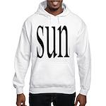 309.SUN Hooded Sweatshirt