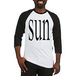 309.SUN Baseball Jersey