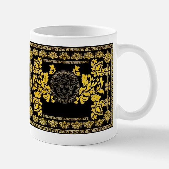 Gold Medusa Mugs
