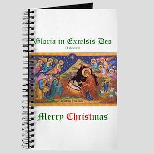 Merry Christmas Journal