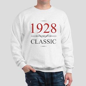 1928 Classic Birthday Sweatshirt