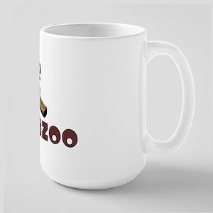 More Kazoo Large Mug