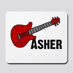 Guitar - Asher Mousepad