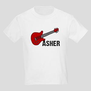 Guitar - Asher Kids Light T-Shirt