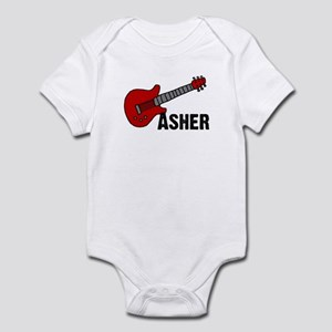 Guitar - Asher Infant Bodysuit