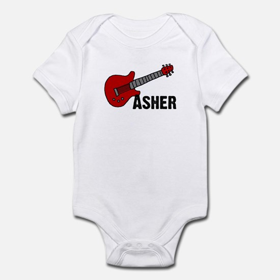 Guitar - Asher Infant Bodysuit