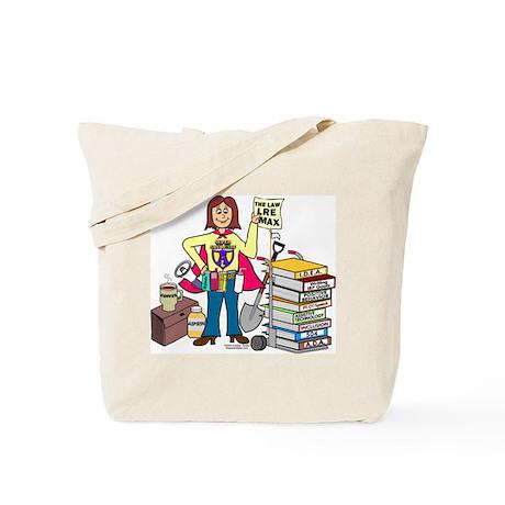 A Super Advocate Tote Bag