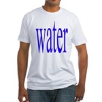 310. water. .  Fitted T-Shirt