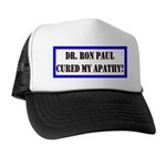 Ron Paul cure-1 Trucker Hat