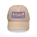 Ron Paul cure-1 Cap