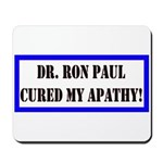 Ron Paul cure-1 Mousepad