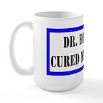 Ron Paul cure-1 Large Mug