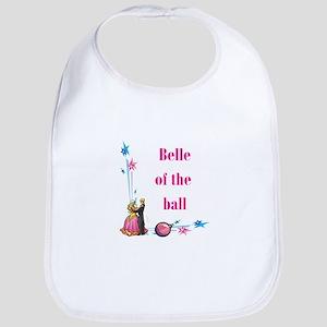 Belle of the Ball Bib