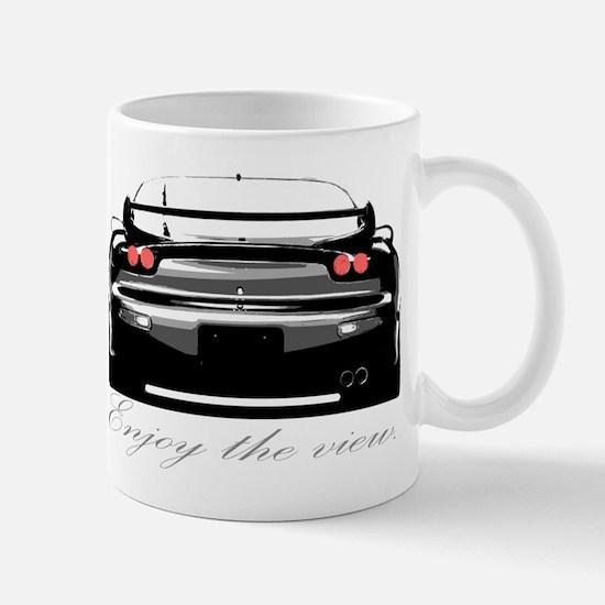 "RX7 ""Enjoy the view."" Mug"