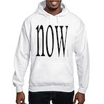 313. now Hooded Sweatshirt