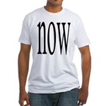 313. now Fitted T-Shirt