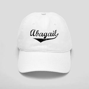Abagail Vintage (Black) Cap