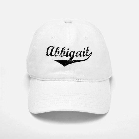 Abbigail Vintage (Black) Baseball Baseball Cap