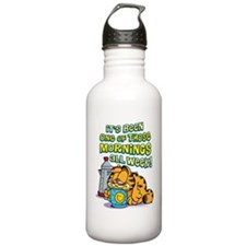 One of Those Mornings Stainless Water Bottle 1.0L