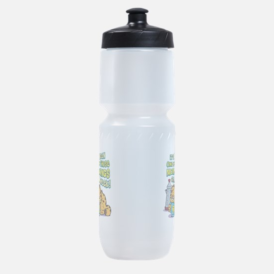 One Of Those Mornings Sports Sports Bottle
