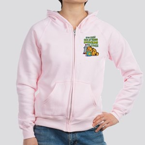 One of Those Mornings Women's Zip Hoodie