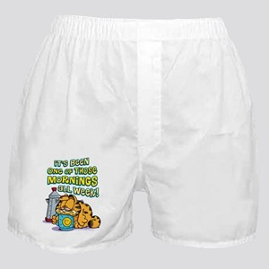 One of Those Mornings Boxer Shorts