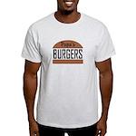 Custom Burgers T-Shirt