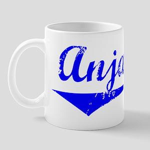 Anjali Vintage (Blue) Mug
