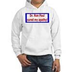 Ron Paul cure-4 Hooded Sweatshirt