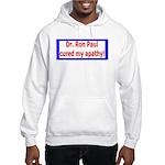 Ron Paul cure-4 Hooded Sweatshirt