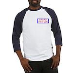 Ron Paul cure-4 Baseball Jersey