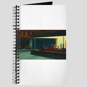Nighthawks - Edward Hopper Journal