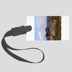 remarkable up Large Luggage Tag