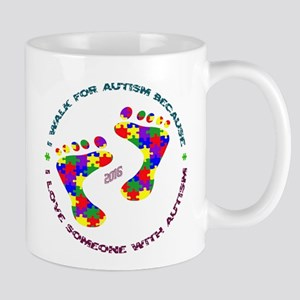 Walk for Autism 2016 Mugs