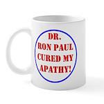 Ron Paul cure-2 Mug