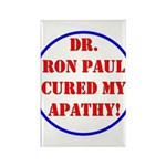 Ron Paul cure-2 Rectangle Magnet (10 pack)