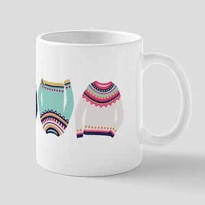 Christmas Sweaters Mugs