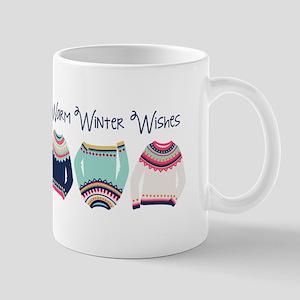 Winter Wishes Mugs