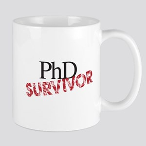 PHD Survivor Mugs