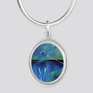 Dragonfly Pond Necklaces