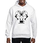 2 girls 1 cup Hooded Sweatshirt