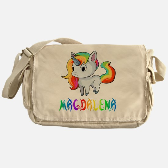 Cute Magdalena Messenger Bag