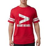Greater Than Great Debate T-Shirt
