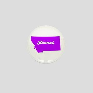 Hannah Montana Mini Button