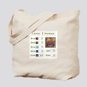 Level 1 Human Tote Bag