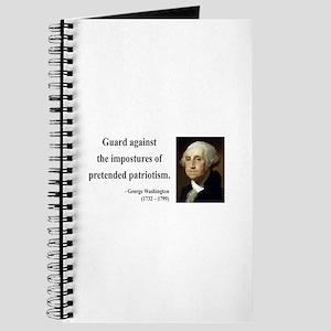 George Washington 17 Journal