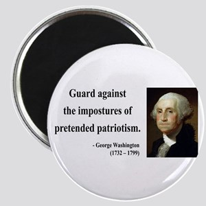 George Washington 17 Magnet