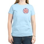 Ron Paul cure-2 Women's Light T-Shirt